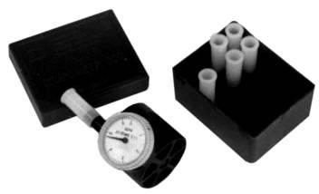 Спирометр сухой портативный СПП